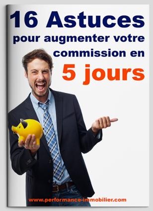 16 astuces pour augmenter votre commission en 5 jours